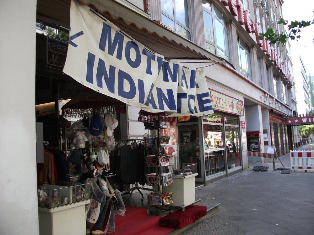 moti mahal indian store compras potsdamer str 98 tiergarten berl n berlin alemania. Black Bedroom Furniture Sets. Home Design Ideas