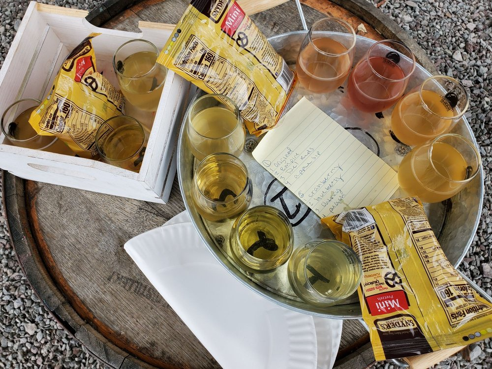 Colonel Ricketts Hard Cider: 4360 Red Rock Rd, Benton, PA