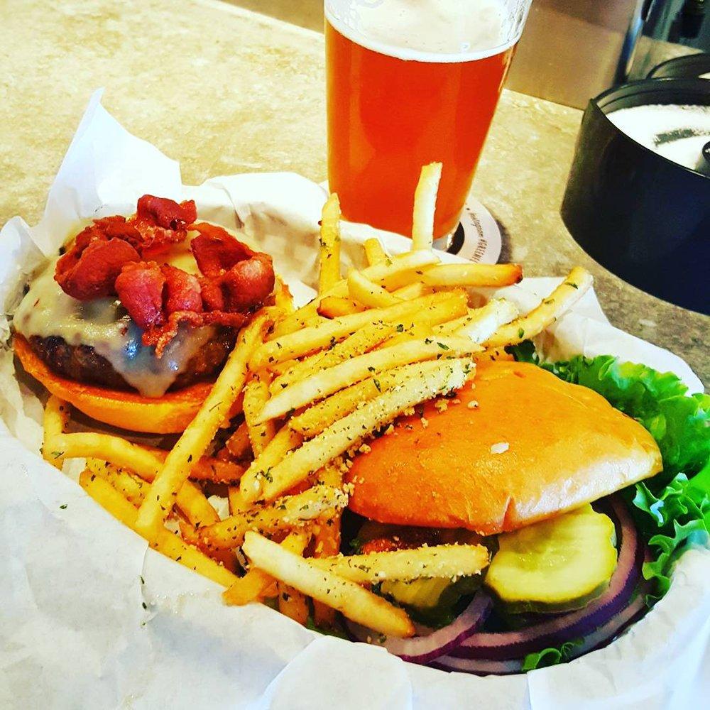 Workhorse Bar: 100 N Loop Blvd E, Austin, TX