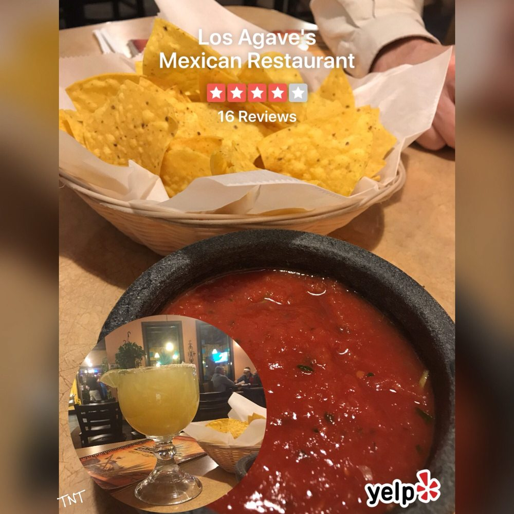 Los Agave's Mexican Restaurant: 88 Outlet Ave, Eddyville, KY