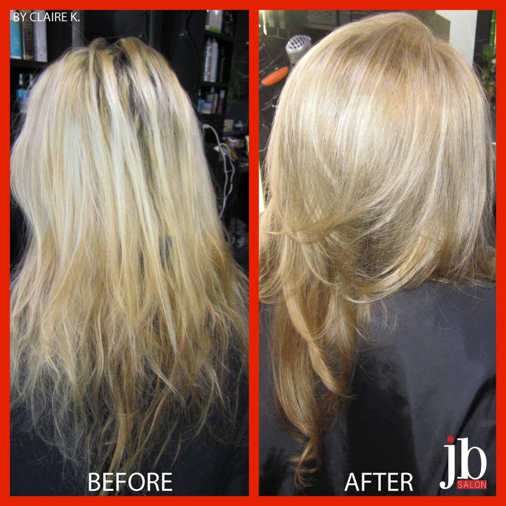 Jb Salon 26 Photos Hair Salons 22259 48 Avenue Langley Bc