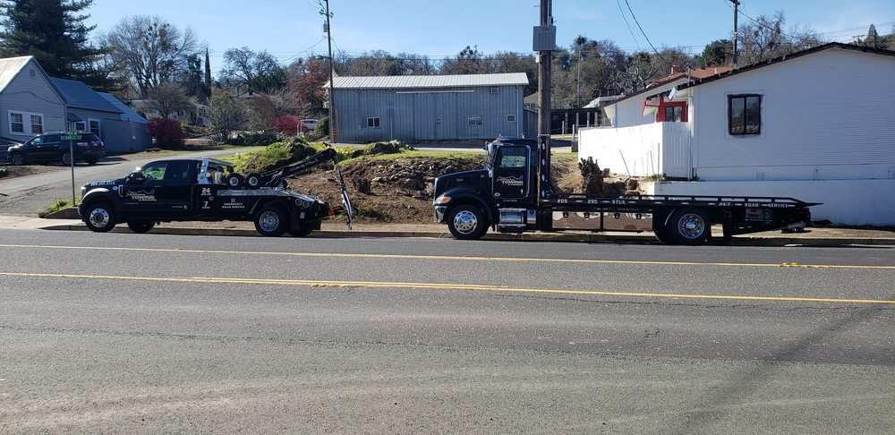 Up Country Towing & Transport: 30 Ridge Rd, Sutter Creek, CA