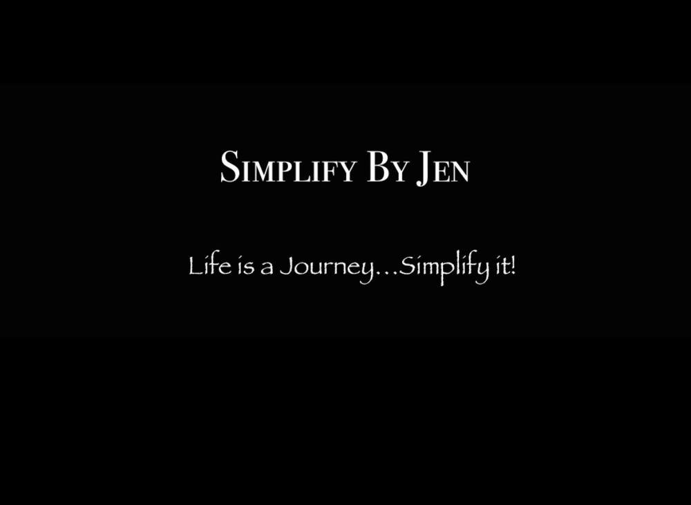 Simplify By Jen