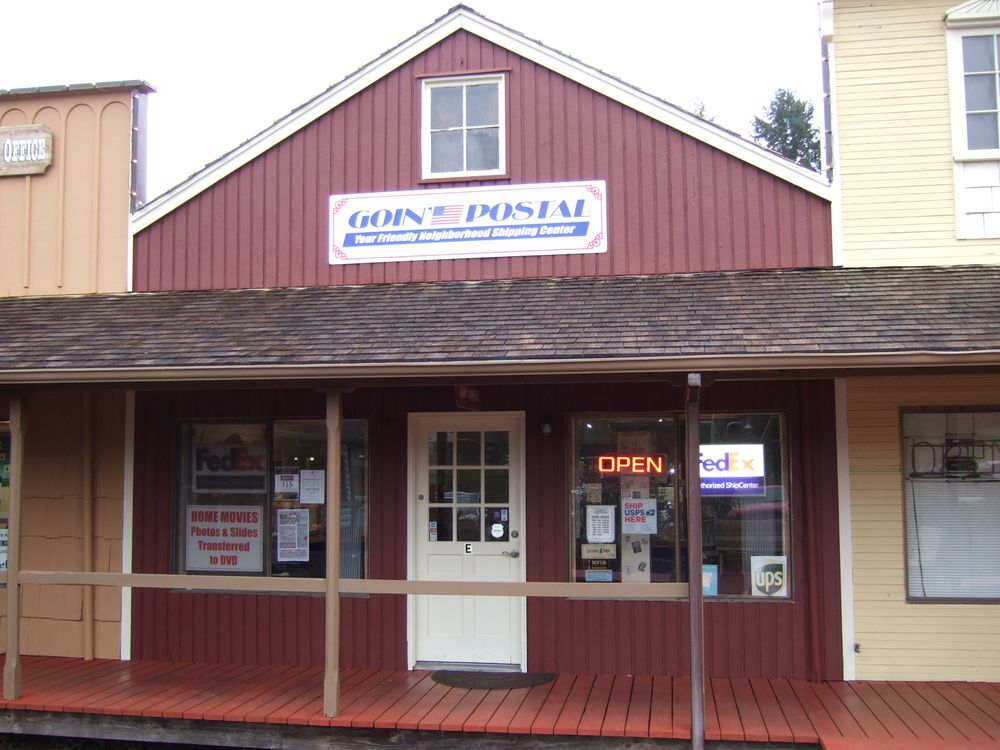 Goin' Postal: 9013 Key Penninsula Hwy N, Lakebay, WA