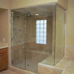 Heavylux Frameless Glass Shower Doors - 14077 Catalina St