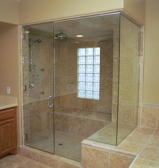 Heavylux Frameless Glass Shower Doors 36 Photos