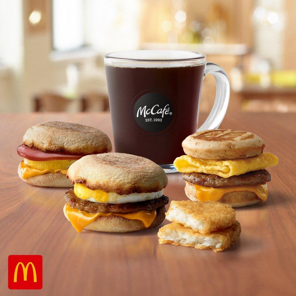 McDonald's: 286 W Clinton St, Gray, GA