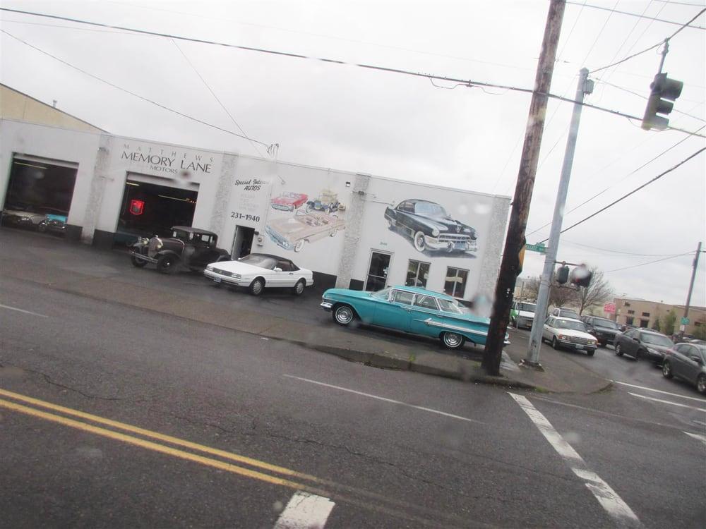 Mathews Memory Lane Motors 15 Photos Car Dealers 2608 Se
