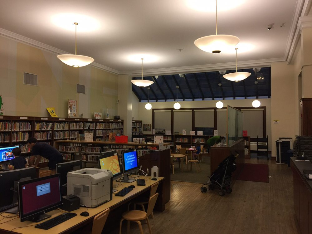 New York Public Library - St  Agnes Library - 17 Photos & 27
