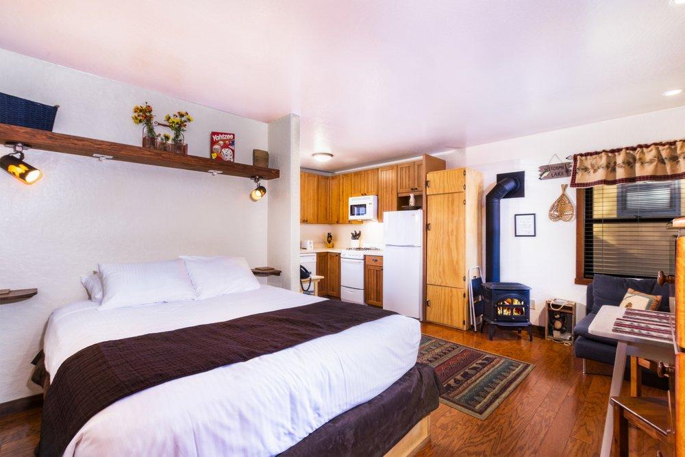 Franciscan Lakeside Lodge: 6944 N Lake Blvd, Tahoe Vista, CA