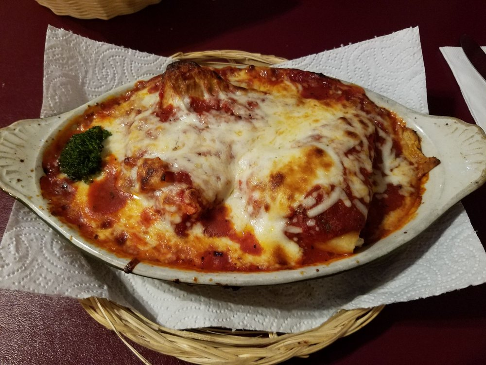 Papa Frank's Italian Restaurant: 13 W Center St, Winooski, VT