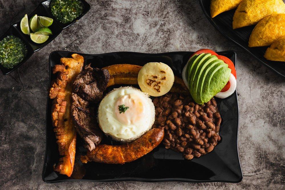 MI Cultura Peruvian Colombian Cuisine: 44795 San Pablo, Palm Desert, CA