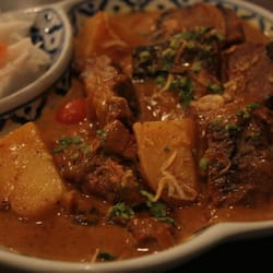 Photo Of Thai Cuisine Ithaca Ny United States Red Curry With Beef