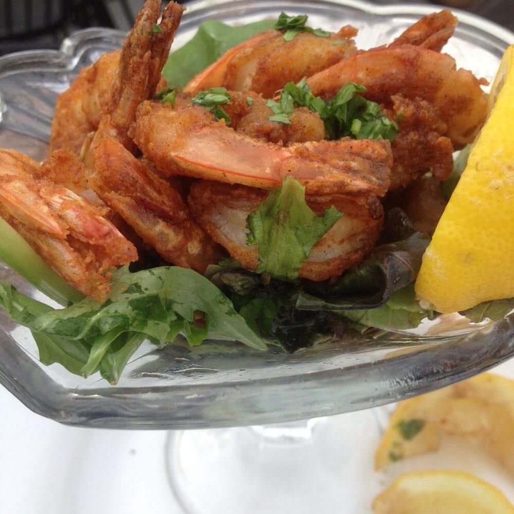 New Brunswick 468: Mediterranean Shrimp Appetizer