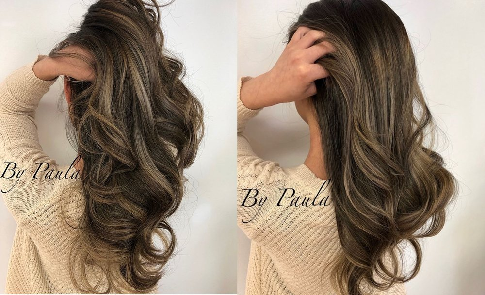 Ash Blonde Balayage With Silver Undertones Done By Paula Yelp
