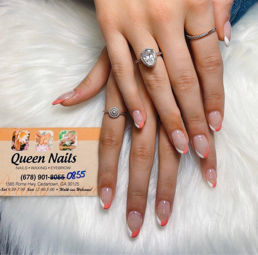Queen nails: 1565 Rome Hwy, Cedartown, GA