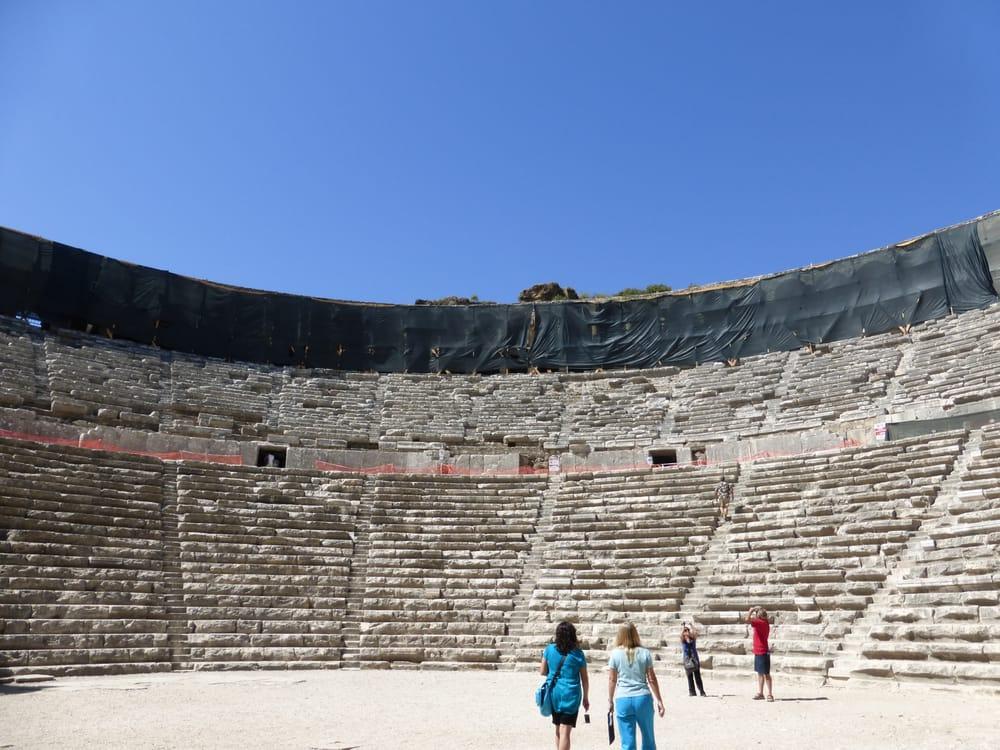 Aspendos Amfi Tiyatro
