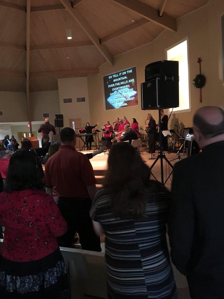 New Day Family Fellowship: 1861 Church Rd, Mc Gregor, TX