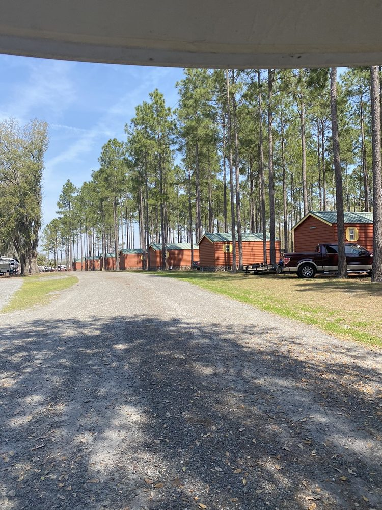 Ragans Family Campground: 1051 Sw Old St Augustine Rd, Madison, FL