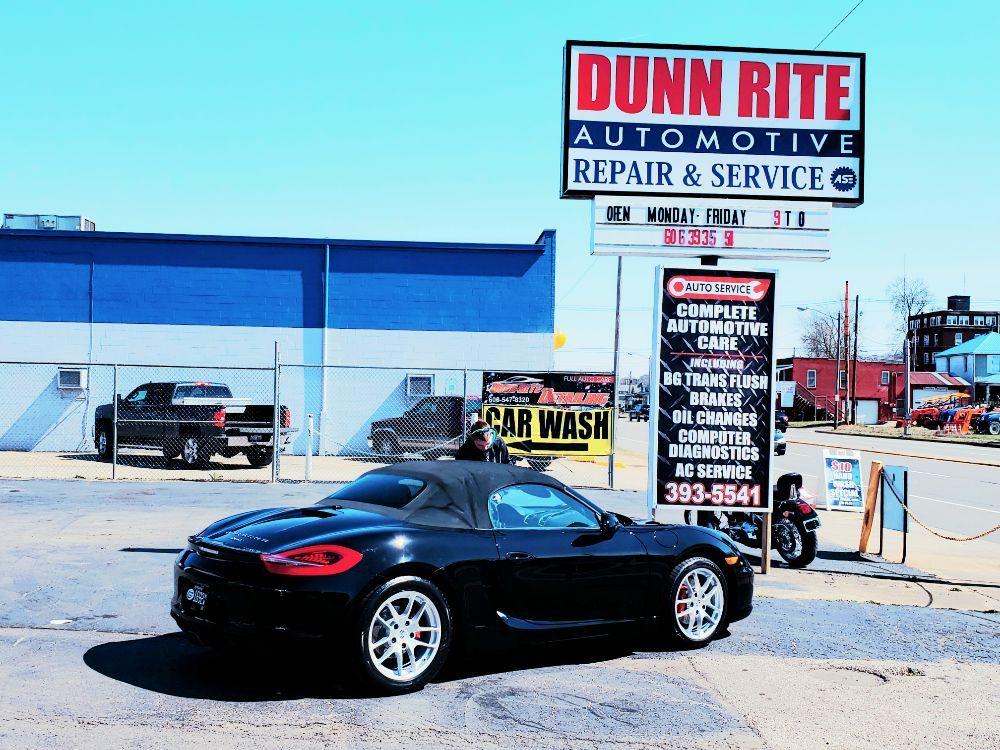 Dunn-Rite Automotive: 7023 US Rte 60 W, Ashland, KY