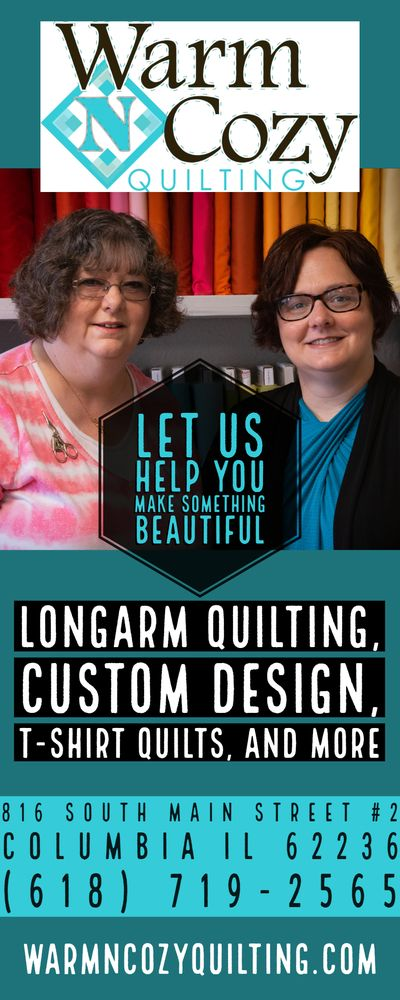 Warm N Cozy Quilting: 816 S Main St, Columbia, IL