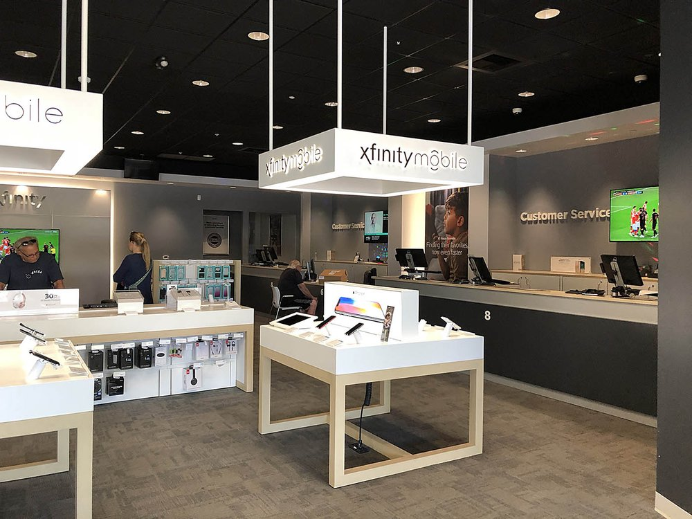 Xfinity Store by Comcast - 24 Photos & 74 Reviews - Internet