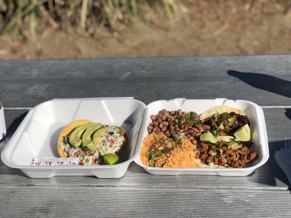 Guerneville Taco Truck: 16632 Main St, Guerneville, CA