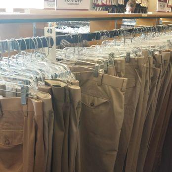 f77ec345c81a0 Photo of L.L. Bean Outlet - Ellsworth, ME, United States. Khaki pants 70