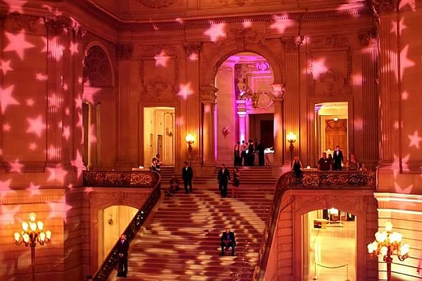 Photo of Mega Event Production - San Bruno, CA, United States. Miramonte High School Prom (City Hall, San Francisco)