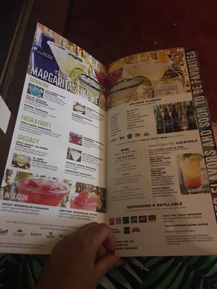Chili's: 3210 S Main St, Lindale, TX