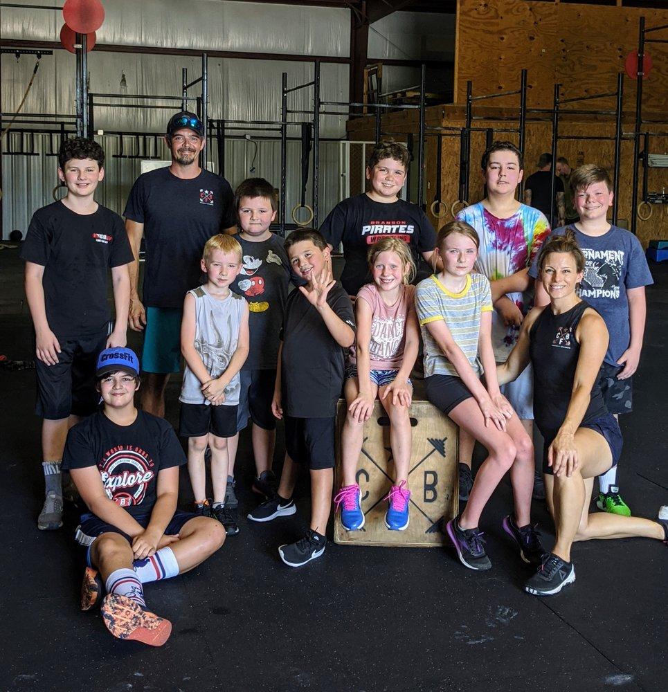 CrossFit Branson: 146 A Warehouse Rd, Branson, MO