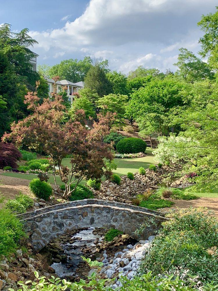 Rock Quarry Garden: 200 McDaniel Ave, Greenville, SC