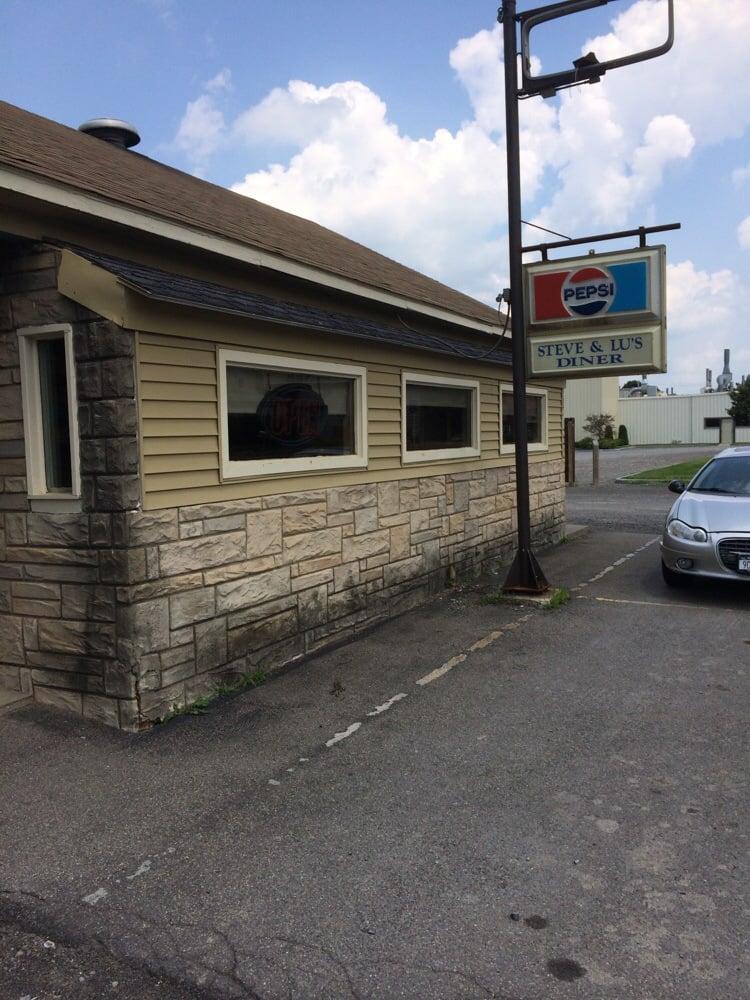 Steve & Lu's Diner: 170 S Main St, Homer, NY