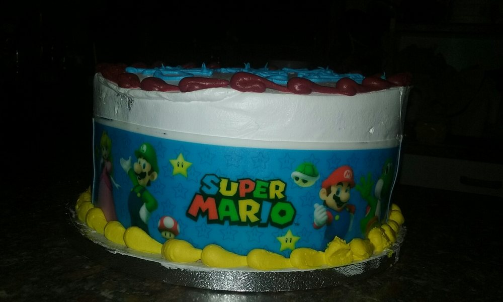 Replacement Cake For Sons Birthday Party Yelp