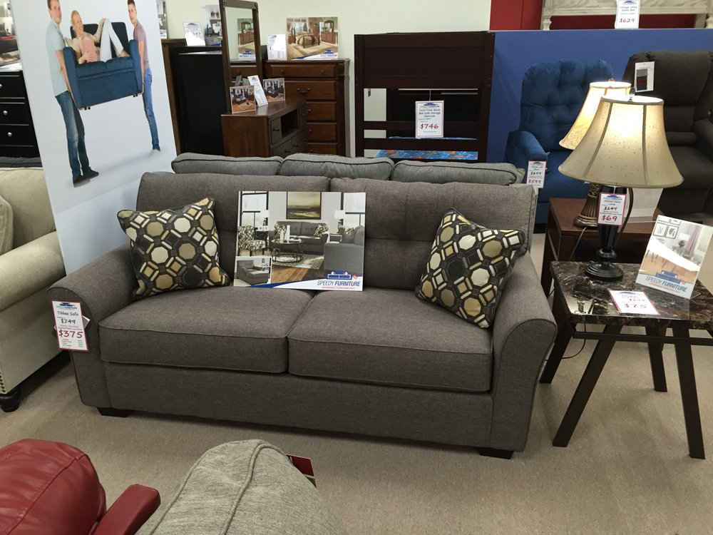 Speedy Furniture - Irwin: 12120 US 30, Irwin, PA