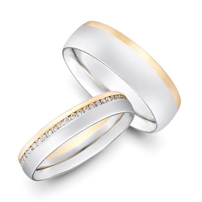 Photo Of JQS Wedding Rings
