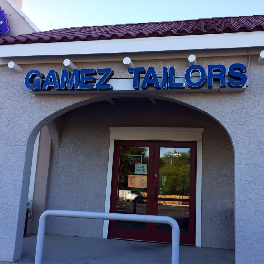 Gamez Custom Tailors