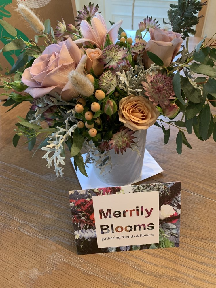 Merrily Blooms: Scituate, MA