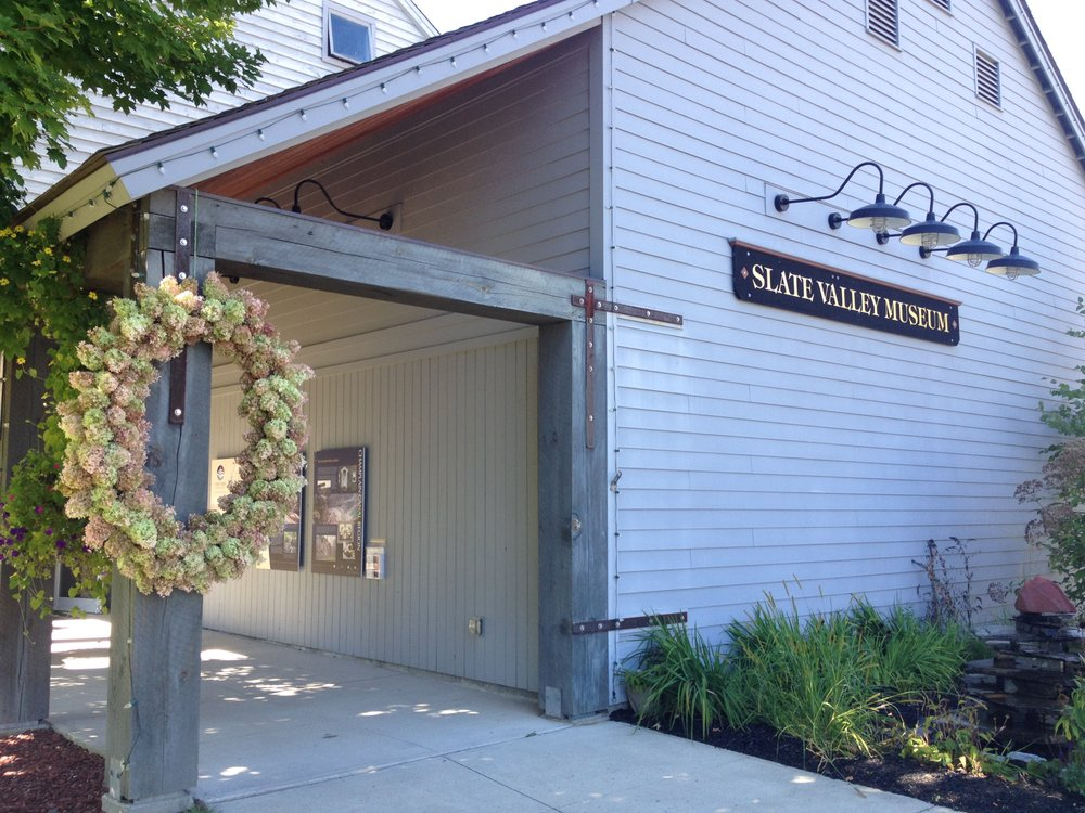 Slate Valley Museum: 17 Water St, Granville, NY
