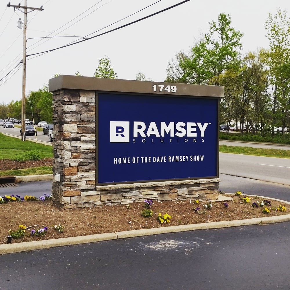 Emtrance To Ramsey Solutions (formerly Financial Peace