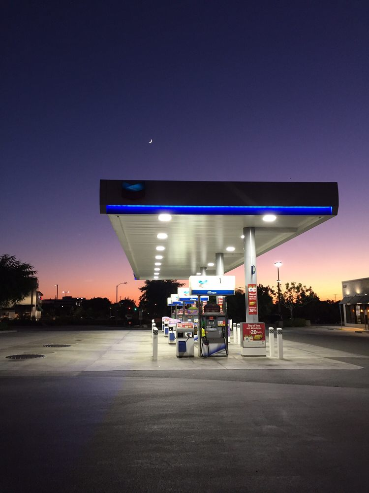 Chevron: 13361 Crossroads Pkwy N, City of Industry, CA