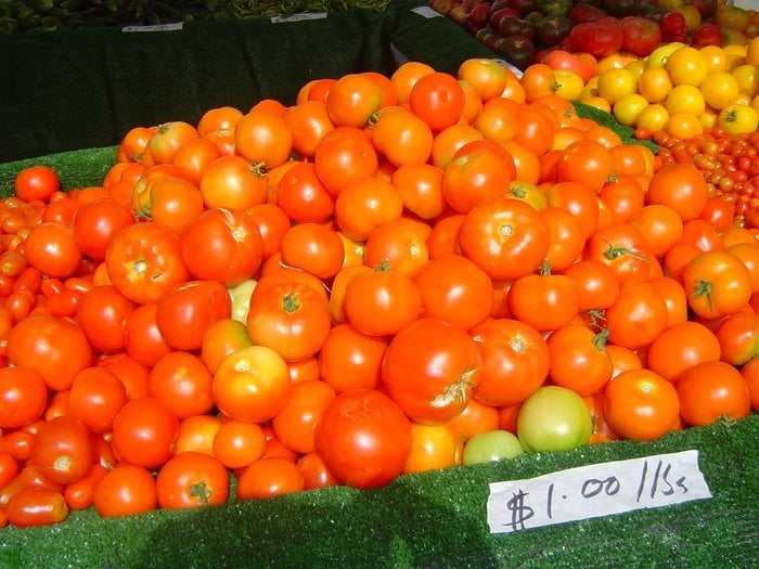 Irvington Farmers' Market: Bay St At Trimboli Way, Fremont, CA