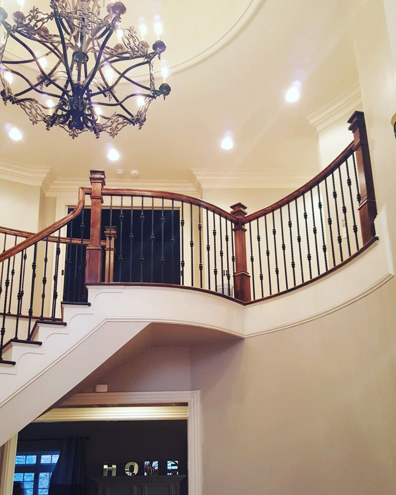 interior painting of this foyer in gorgeous home yelp