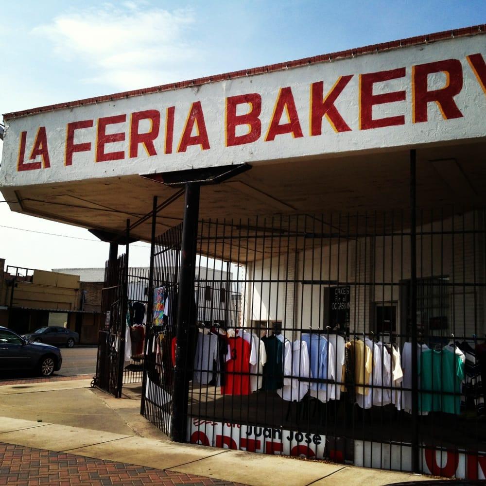 La Feria Bakery: 117 N Main St, La Feria, TX