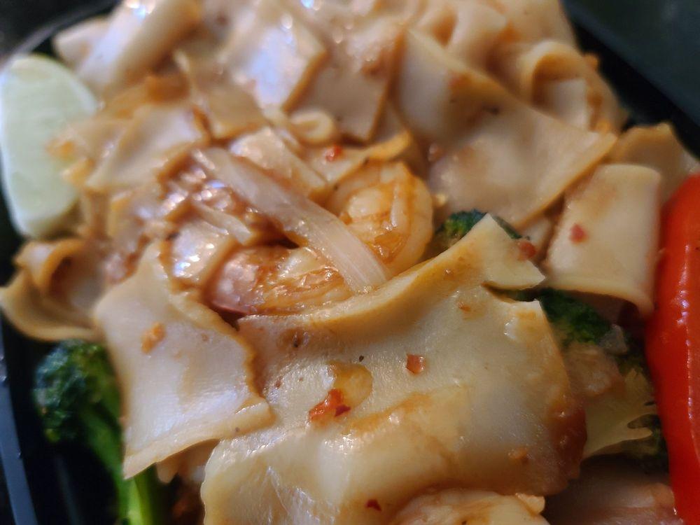 Bangkok Thai Cuisine: 7479 Tidewater Dr, Norfolk, VA