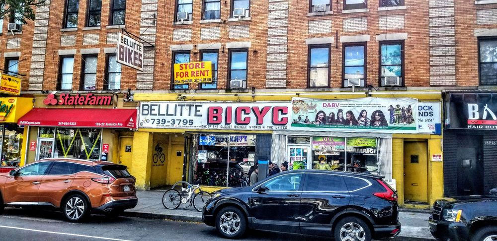Bellitte Bicycles: 169-20 Jamaica Ave, Jamaica, NY