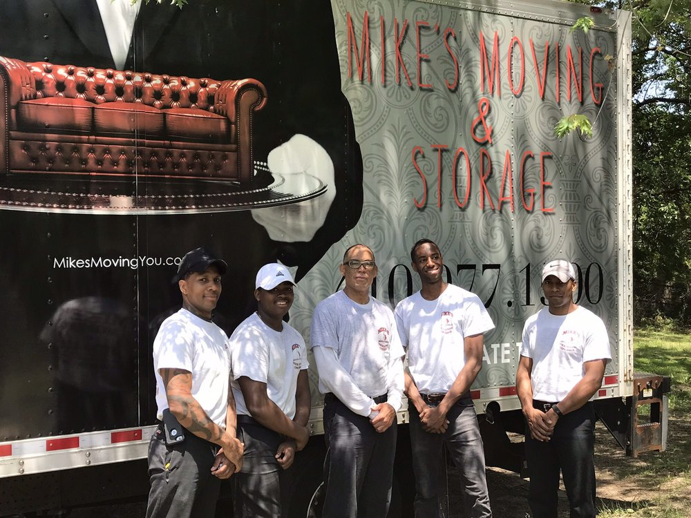 Mike's Moving & Storage: 1011 Curtain Ave, Baltimore, MD