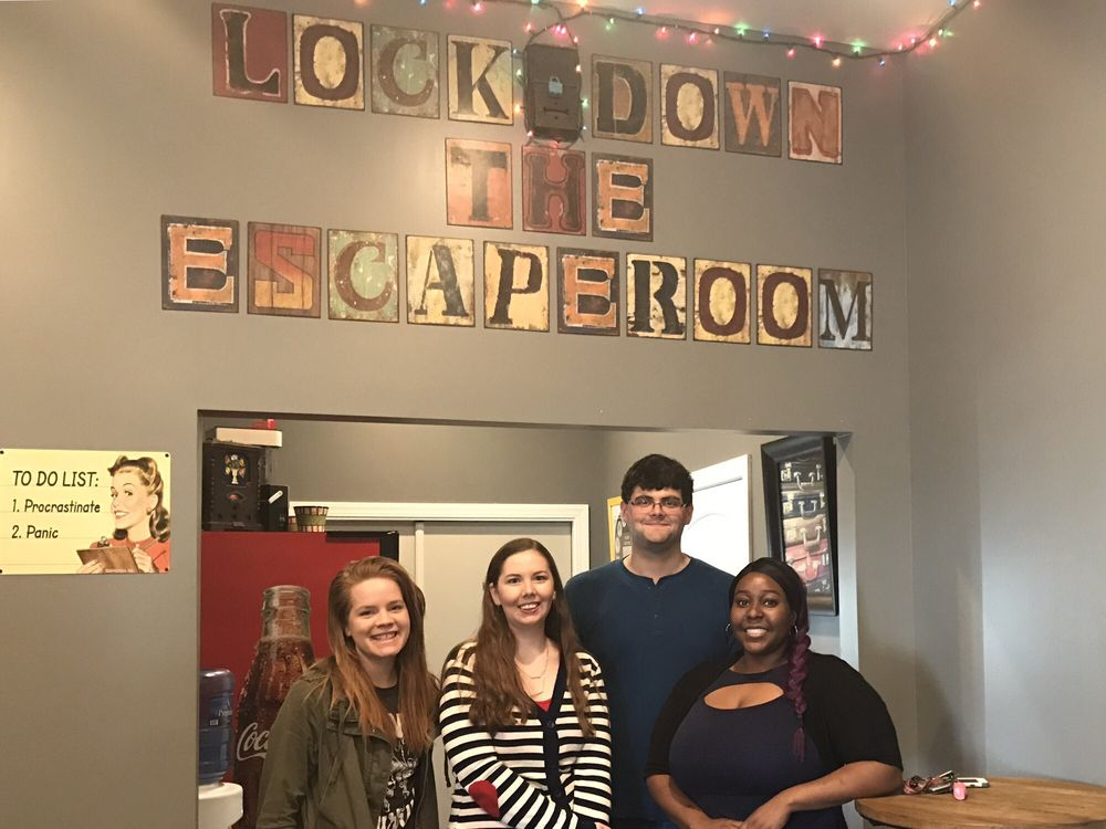 Lockdown: The Escape Room: 3226 Shelby Dr, Jonesboro, AR