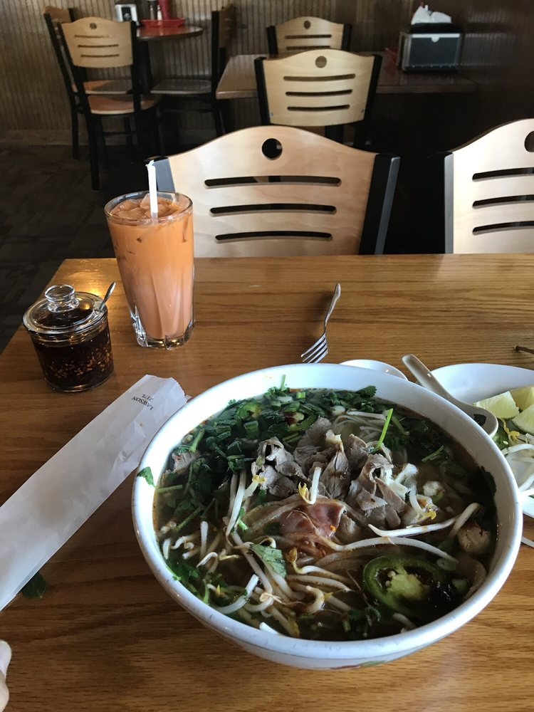 Food from Pho Duy