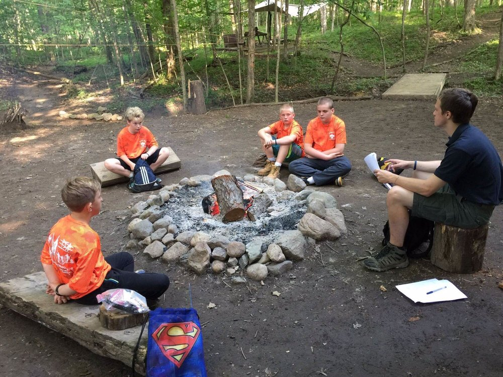 Pioneer Scout Reservation: 7371 County Rd S, Pioneer, OH